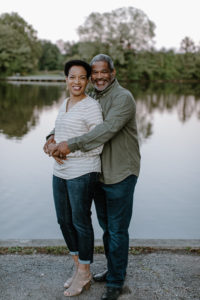 Jeff and Karen Broadnax